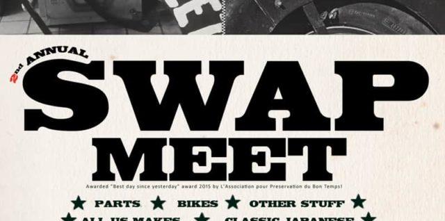 Swapmeet Big V-Twins Zwolle