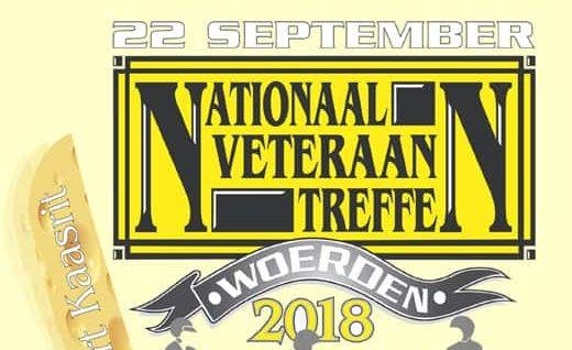 Nationaal Veteraan Treffen 2018