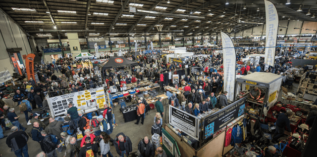 Busreis naar Classic Motorcycle Show 2019 in Stafford